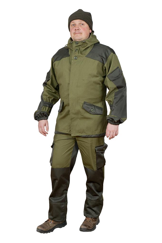 """костюм """"Горка"""" для рыбака и охотника"""